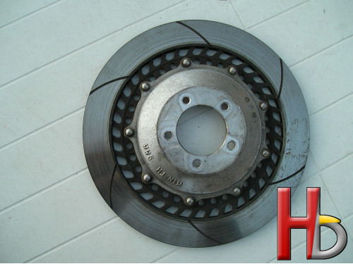 right brake disc GL1200...
