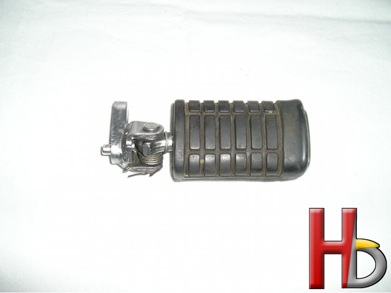 Right footpeg Goldwing GL1200