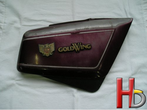 Right side cover Goldwing GL1200