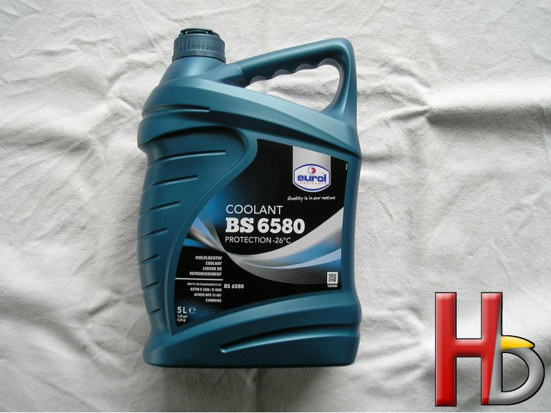 Cooling fluid 5 liter