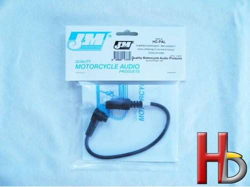 J&M cord headset HC-PAL