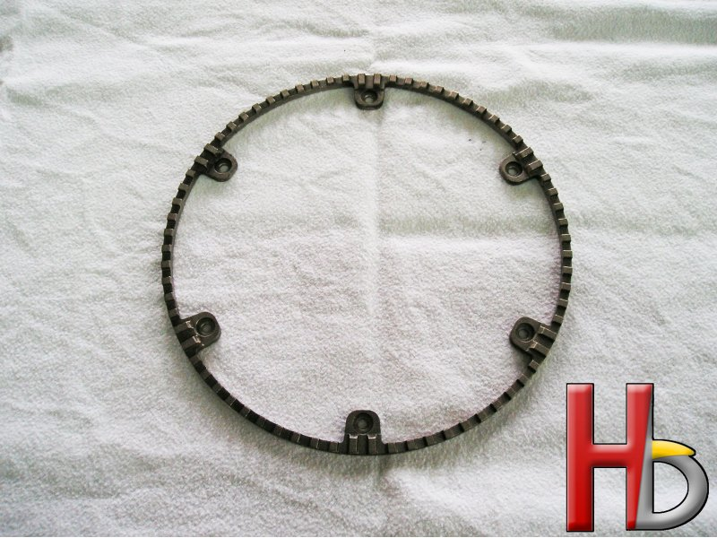 ABS pulser ring rear brake Goldwing GL1800