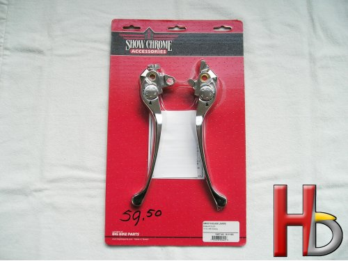 Smooth blade levers Goldwing GL1800