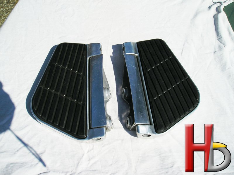Floorboards Goldwing GL1800