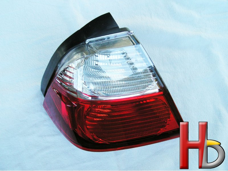 Left saddlebag light Goldwing GL1800