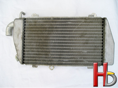 Left radiator Goldwing GL1800