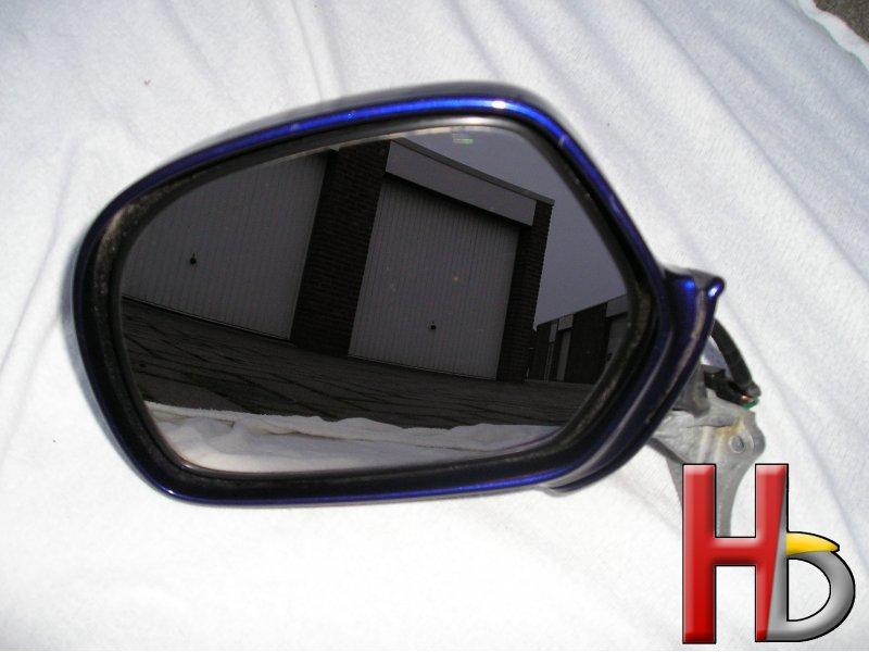 Linker spiegel Goldwing GL1800