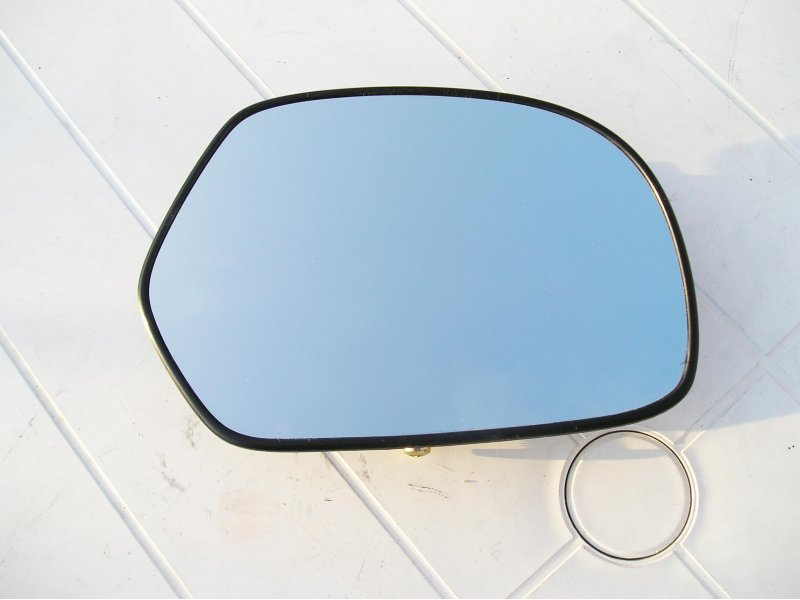 Right glass mirror Goldwing GL1800