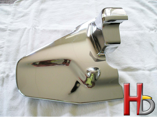 Right engine cover Goldwing GL1800