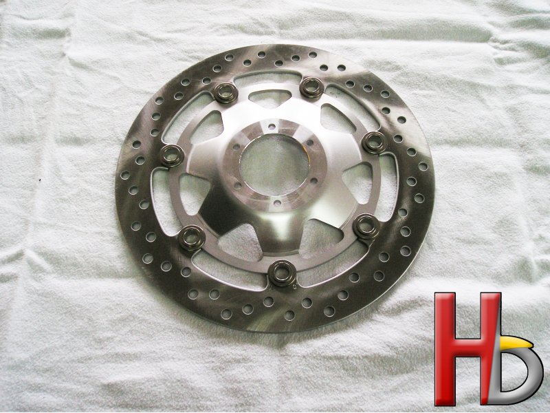 Right front brake disc Goldwing GL1800.