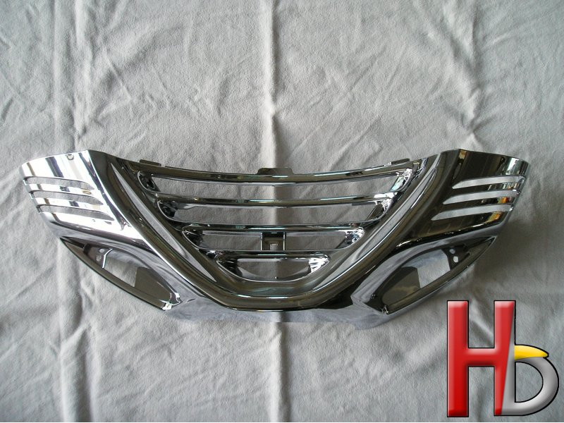 Chrome lower cowl Goldwing GL1500