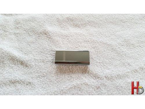 Chrome saddlebag clip Goldwing GL1500