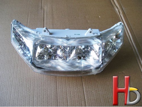 Clear headlight Goldwing GL1500