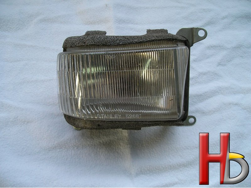 Right corneringlight Goldwing GL1500