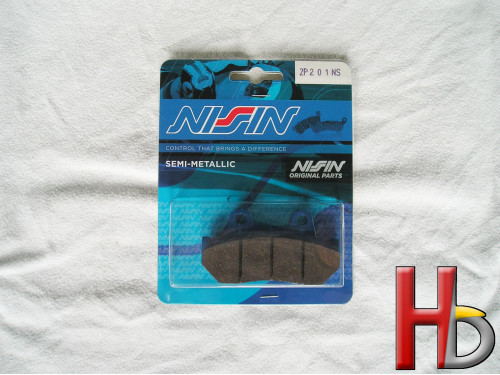 Brake pads Goldwing GL1100...