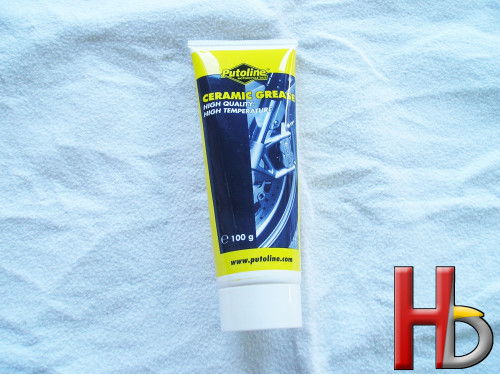 Ceramic grease assembly paste