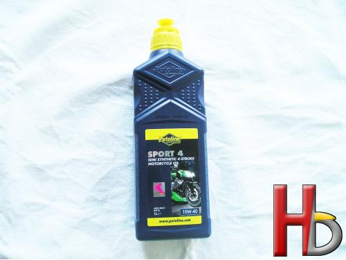 Sport 4 10W-40 motor oil 1...