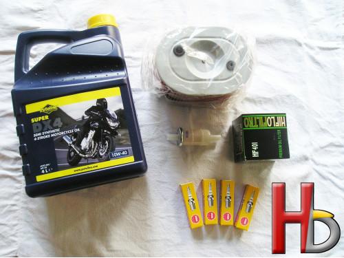 Maintenance kit GL1200 1987...