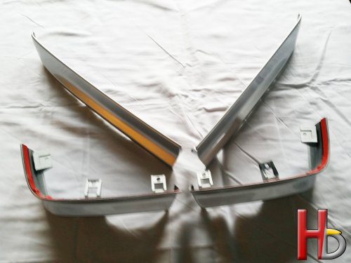 Zijkoffer onderspoiler Goldwing GL1800