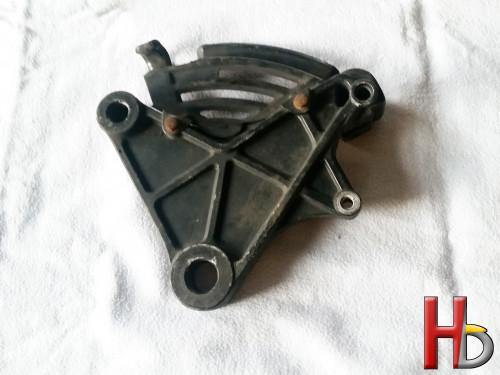 Bracket rear brake caliper...