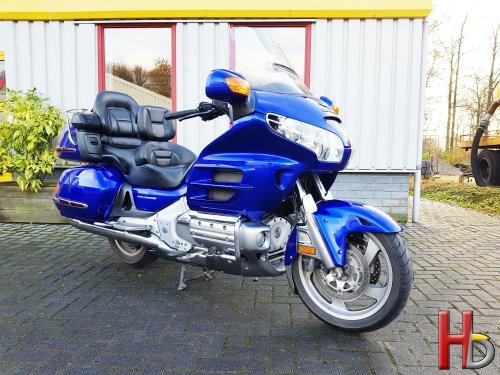 Goldwing GL1800A 2005