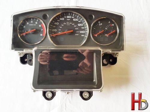 Dashboard met navigatie Goldwing GL1800