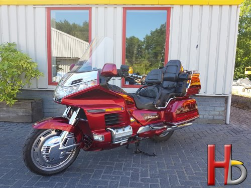 Goldwing GL1500 SE 1999