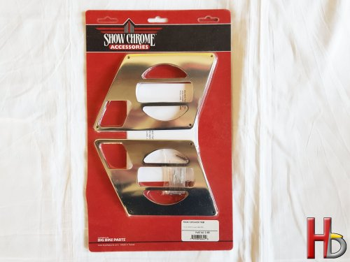 Front speaker trim Goldwing GL1500