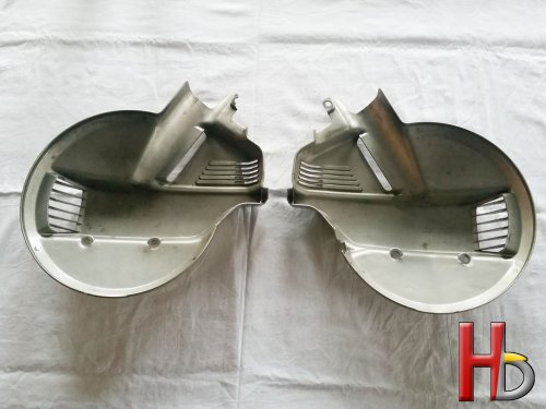 brake disc covers Goldwing GL1500