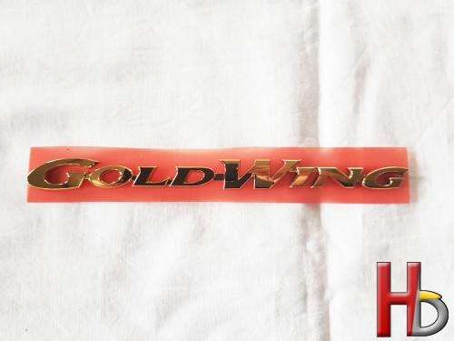 embleem zijdeksel Goldwing GL1500
