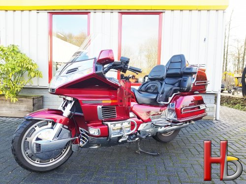 Goldwing GL1500 SE 1997