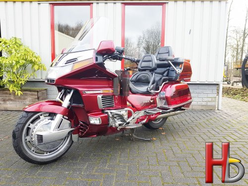 RESERVED Goldwing GL1500 SE 1996