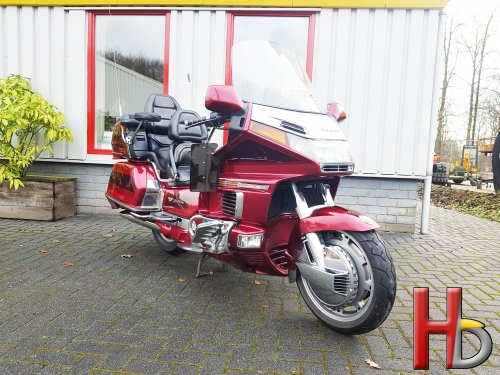 Goldwing GL1500 SE 1996