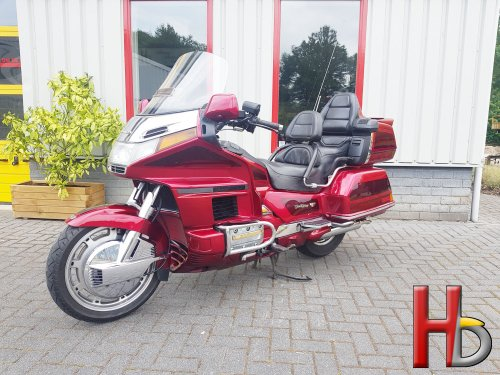 Goldwing GL1500 SE