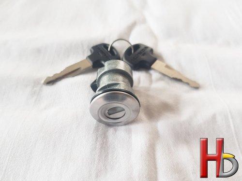 Lock with key filler or shelter lid GL1500