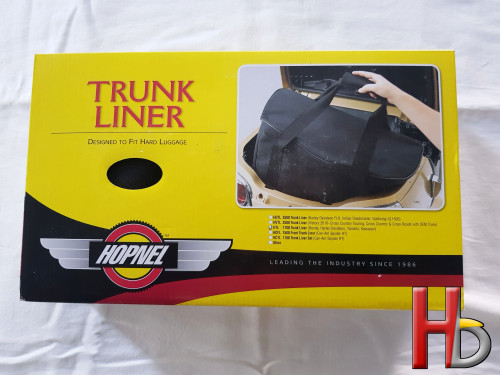 trunk liner Goldwing