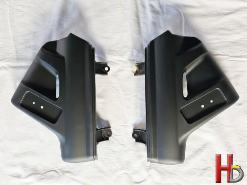 black brake caliper covers...